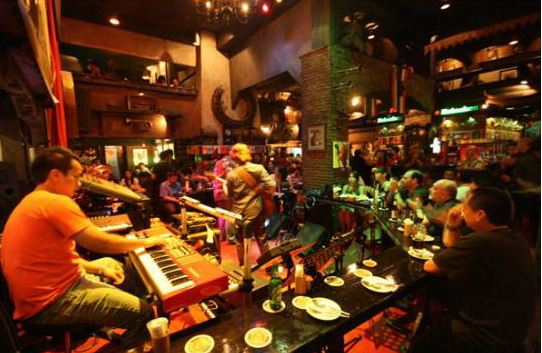 Review: Saxophone Pub in Bangkok, Thailand: Superb Jazz ...