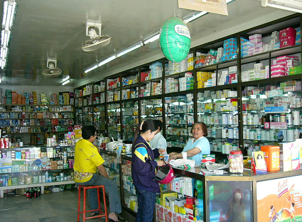 Buying Over-The-Counter Medication in Thailand - What's Available?