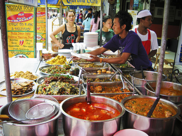 eating street food in asia can be done safely without. Black Bedroom Furniture Sets. Home Design Ideas