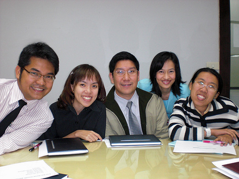 Subjects to Teach in a Corporate English Class (EFL) in