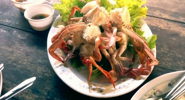 fresh crab thailand