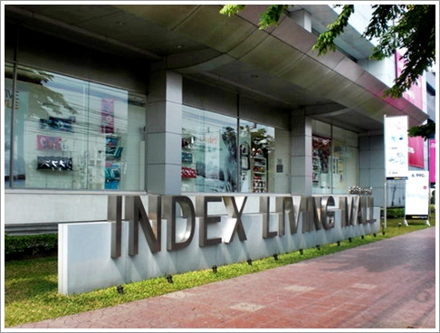 index living mall bangkok thailand
