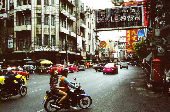 How to Ride a Motorcycle Taxi in Thailand Safely - Tasty