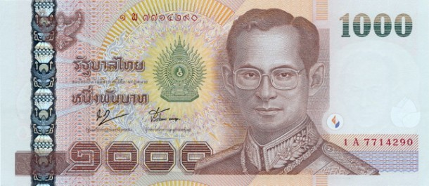 Money To An American In Thailand