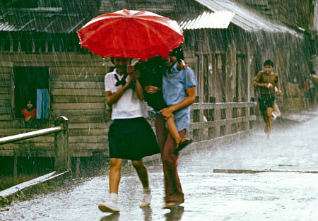 essay on rainy season in india for children
