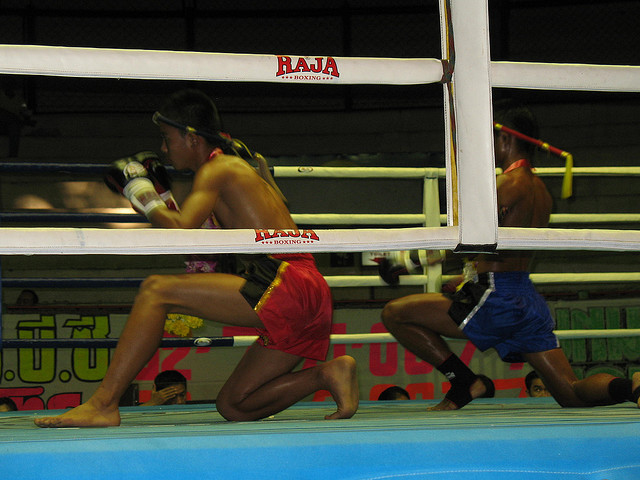 Where to See Muay Thai Boxing in Chiang Mai, Thailand