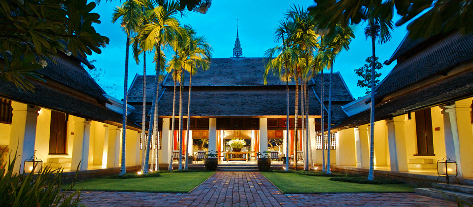 The rachamankha hotel chiang mai 39 s most beautiful for Beautiful boutique hotels