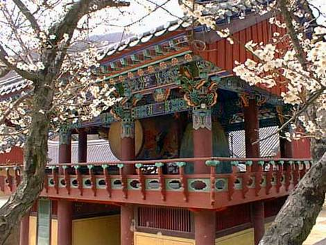 Traditional Korean house in Seoul, South Korea - copyright Johnhunkim, Creative Commons