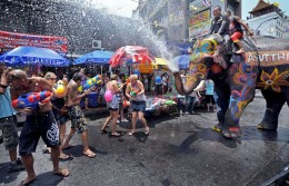 Thailand's immigration office will be closed for Songkran holiday