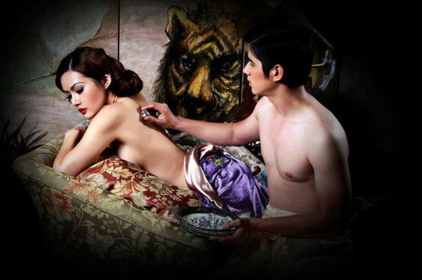 Thai erotic video