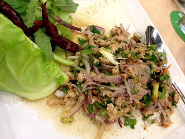 Food prices have increased markedly in Thailand in 2012