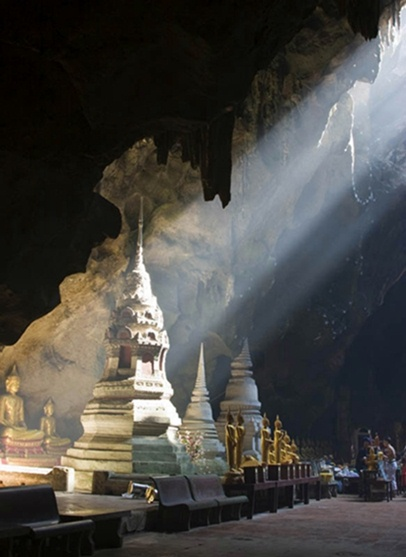 Khao Luang Caves, Thailand