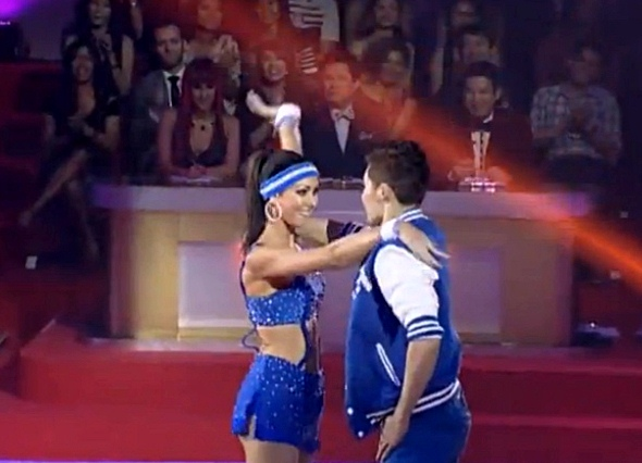 natalie glebova dancing with the stars thailand