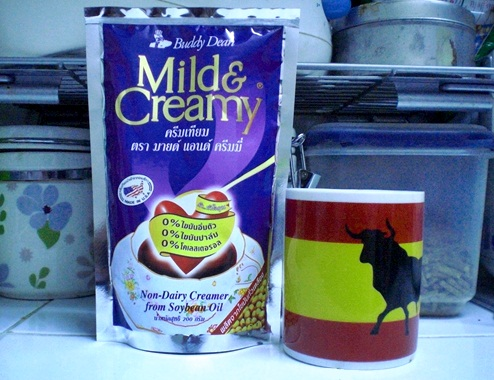 buddy dean mild and creamy