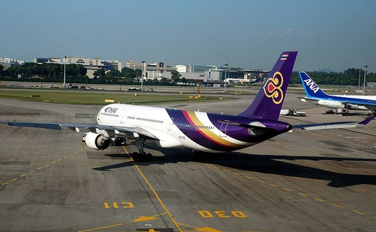 thai airways strike