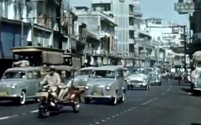 What Was Thailand Like In The 1960s Travel Video