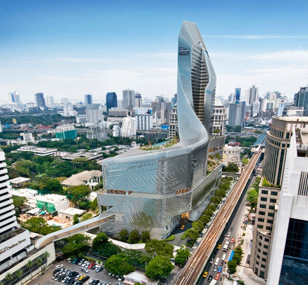 central embassy bangkok design