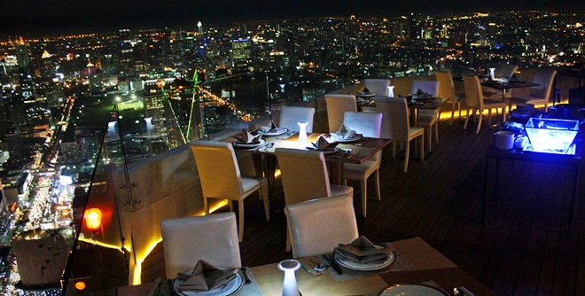 Who Should Be Disappointed >> Top 3 Rooftop Bars in Bangkok, Thailand: Spectacular Views, Great Drinks - Tasty Thailand