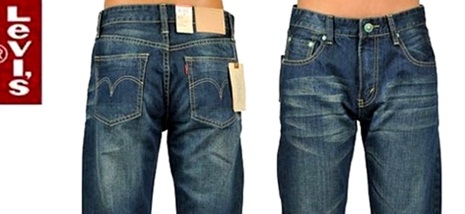 levis jeans in thailand