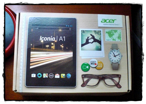 Acer Iconia A1