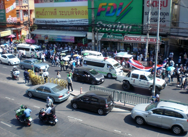 Bangkok Shutdown Suthep epic fail