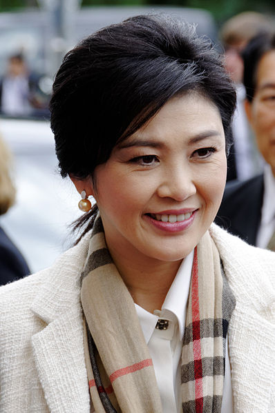 Yingluck shinawatra evicted from office