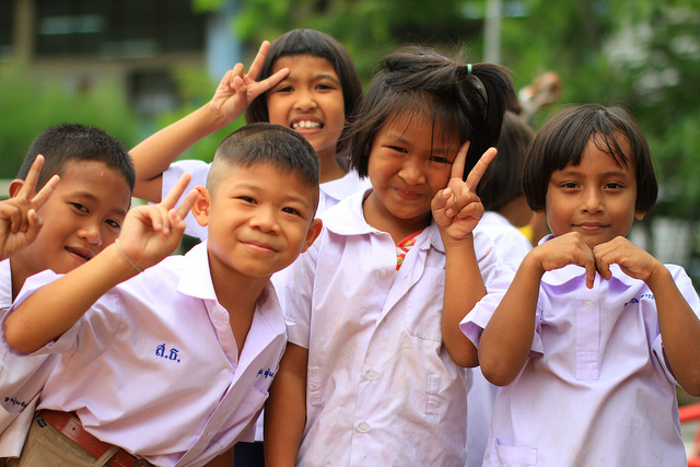 Thailand students