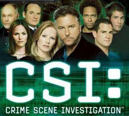 csi crime scene investigation cover art