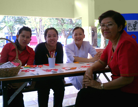 thai co-teachers