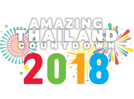how much will the amazing thailand new year countdown raise for the country