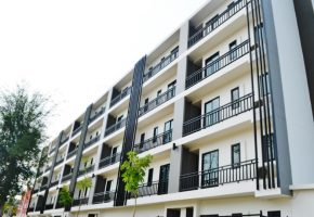 How much does an apartment in Chiang Mai cost per month in 2018?