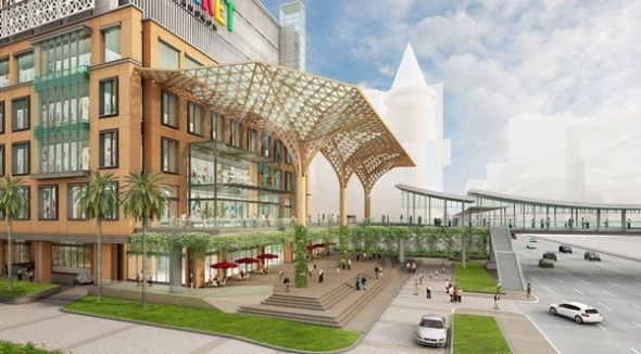 7c4e3fc58e56 The Market Bangkok opens today - newest shopping mall in Thai ...