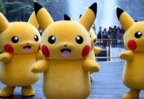 Pokemon Parade at Jewel Changi Airport every Saturday and Sunday in July, 2019