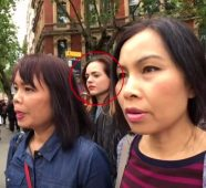 Video shows Thai woman pickpocketed in London by all-female gang