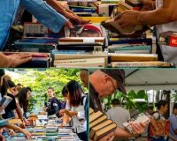 Neilson Hays Library book sale – Cheapest English books in Bangkok
