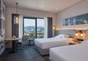 Courtyard by Marriott Penang opens with beautiful rooms, stunning views, affordable rates